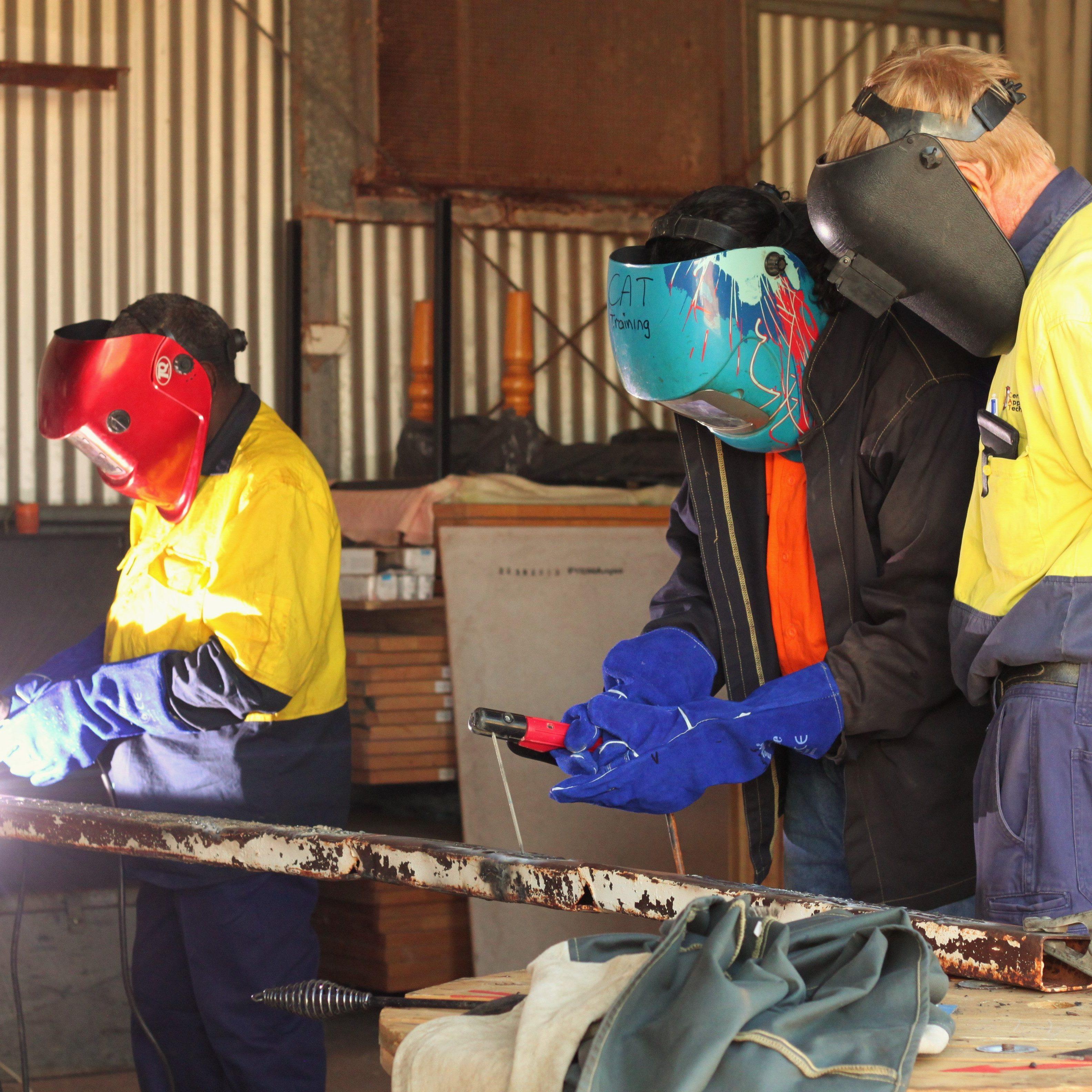 more welding 15